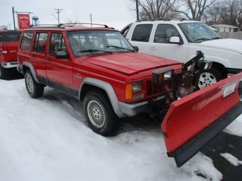 1994 Jeep Cherokee for sale at GENOA MOTORS INC in Genoa IL
