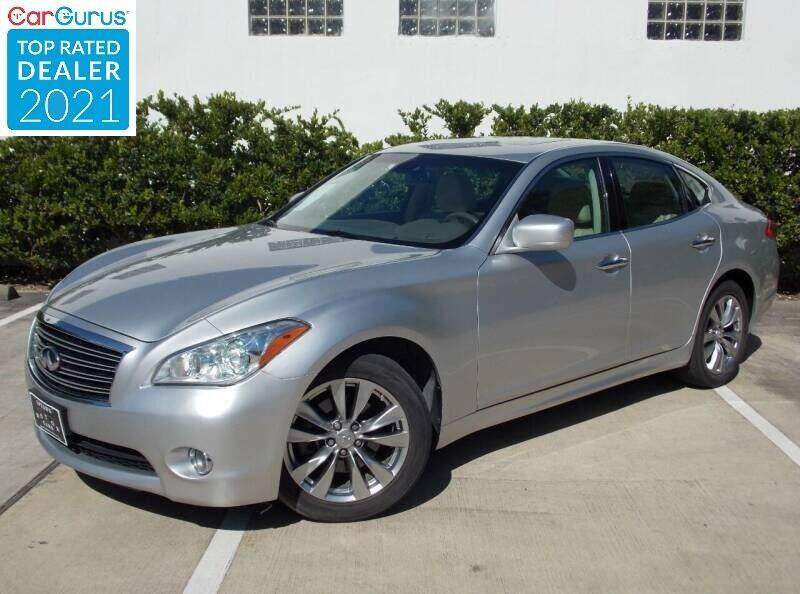 2012 Infiniti M37 for sale in Houston, TX