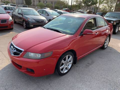 2004 Acura TSX for sale at Legend Auto Sales in El Paso TX