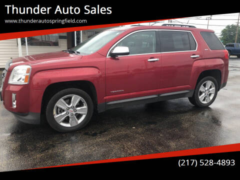 2014 GMC Terrain for sale at Thunder Auto Sales in Springfield IL