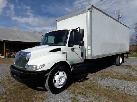 2013 International DuraStar 4300 for sale at Mountain Truck Center in Medley WV