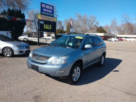 2007 Lexus RX 350 for sale at Right Choice Auto in Boise ID