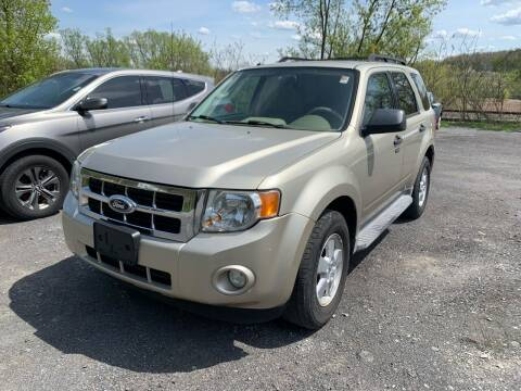 2010 Ford Escape for sale at Route 30 Jumbo Lot in Fonda NY