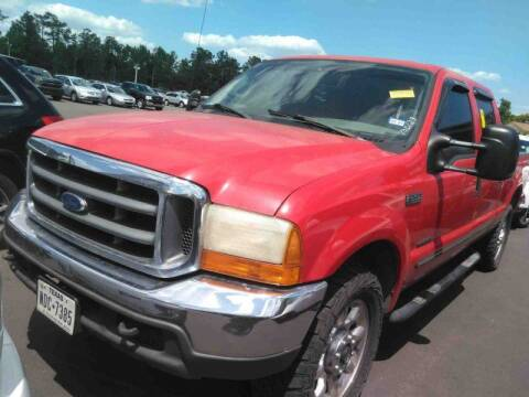 2000 Ford F-250 Super Duty for sale at Gulf South Automotive in Pensacola FL