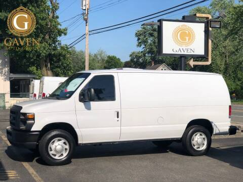 2013 Ford E-Series Cargo for sale at Gaven Auto Group in Kenvil NJ