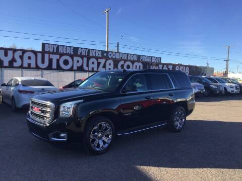 2015 GMC Yukon for sale at Roy's Auto Plaza 2 in Amarillo TX