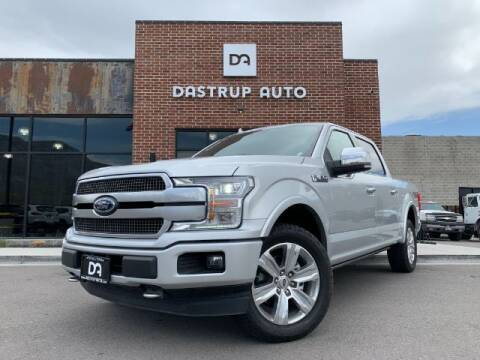 2019 Ford F-150 for sale at Dastrup Auto in Lindon UT