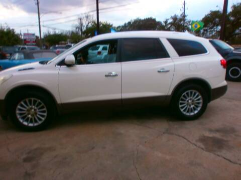 2008 Buick Enclave for sale at Under Priced Auto Sales in Houston TX