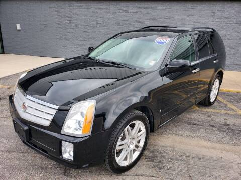 2009 Cadillac SRX for sale at Washington Auto Center in Washington IA