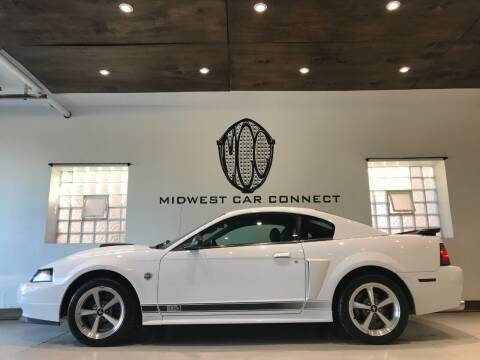 2004 Ford Mustang for sale at Midwest Car Connect in Villa Park IL