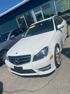 2014 Mercedes-Benz C-Class for sale at Car Barn of Springfield in Springfield MO