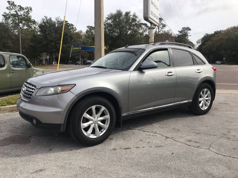 2006 Infiniti FX35 for sale at Popular Imports Auto Sales in Gainesville FL