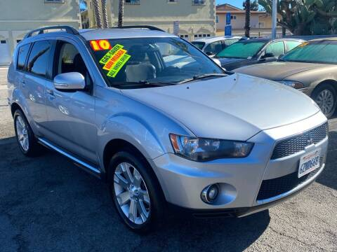 2010 Mitsubishi Outlander for sale at North County Auto in Oceanside CA