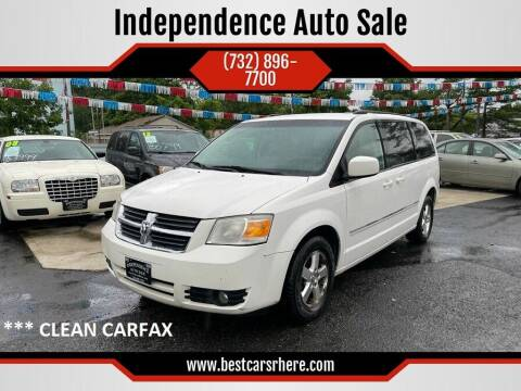 2008 Dodge Grand Caravan for sale at Independence Auto Sale in Bordentown NJ