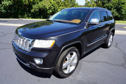2012 Jeep Grand Cherokee for sale at Modern Motors - Thomasville INC in Thomasville NC