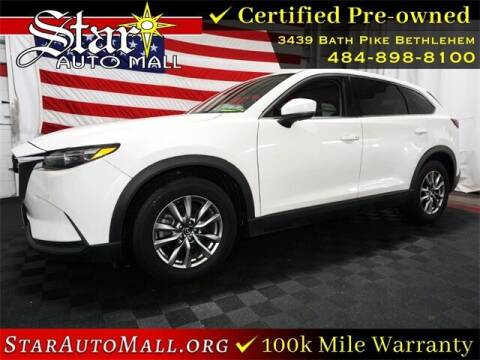 2017 Mazda CX-9 for sale at STAR AUTO MALL 512 in Bethlehem PA