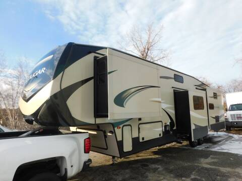 2018 Keystone Cougar 368MBI for sale at Autowright Motor Co. in West Boylston MA