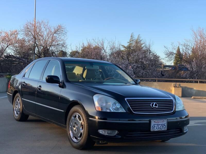 2001 Lexus LS 430 for sale at AutoAffari LLC in Sacramento CA