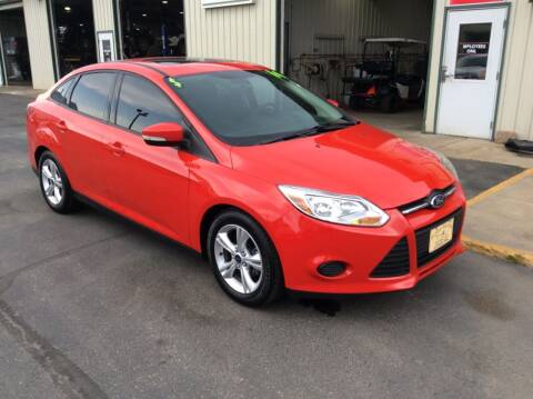 2014 Ford Focus for sale at TRI-STATE AUTO OUTLET CORP in Hokah MN