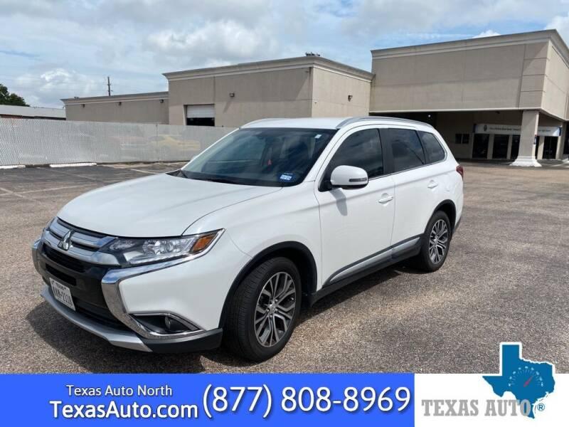2018 Mitsubishi Outlander for sale in Houston, TX