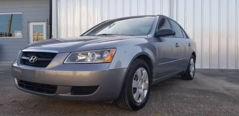 2007 Hyundai Sonata for sale at Mr Cars LLC in Houston TX