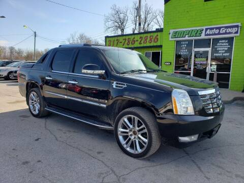 2007 Cadillac Escalade EXT for sale at Empire Auto Group in Indianapolis IN