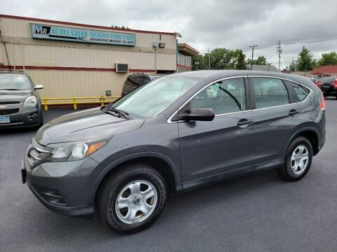 2014 Honda CR-V for sale at MR Auto Sales Inc. in Eastlake OH