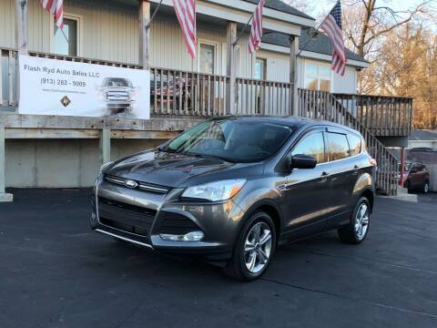 2016 Ford Escape for sale at Flash Ryd Auto Sales in Kansas City KS