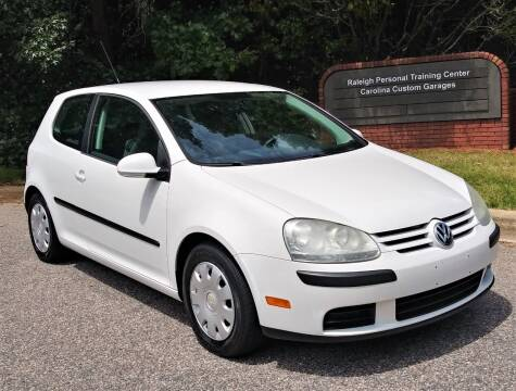 2007 Volkswagen Rabbit for sale at Weaver Motorsports Inc in Cary NC