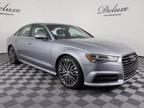 2017 Audi A6 for sale at DeluxeNJ.com in Linden NJ