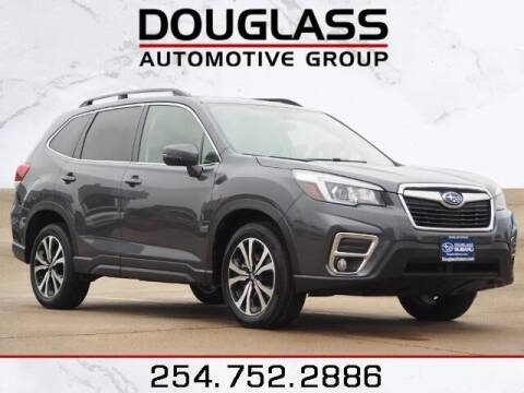 2020 Subaru Forester for sale at Douglass Automotive Group in Central Texas TX