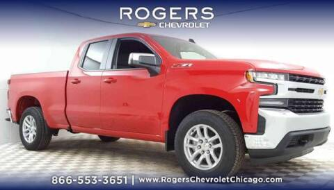 2020 Chevrolet Silverado 1500 for sale at ROGERS  AUTO  GROUP in Chicago IL