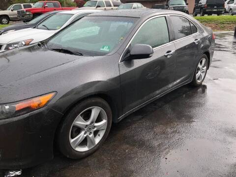 2010 Acura TSX for sale at GMG AUTO SALES in Scranton PA