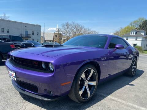 2016 Dodge Challenger for sale at 1NCE DRIVEN in Easton PA