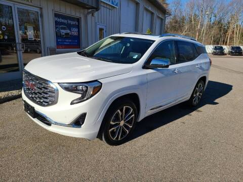 2019 GMC Terrain for sale at Medway Imports in Medway MA