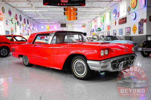 1960 Ford Thunderbird for sale at Classics and Beyond Auto Gallery in Wayne MI