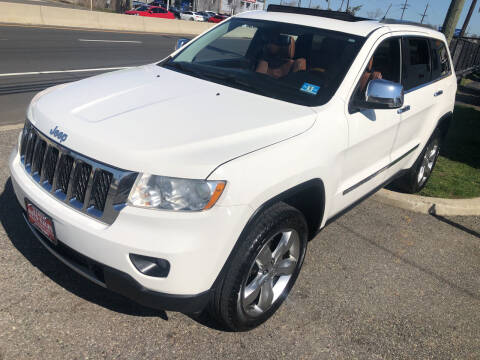 2011 Jeep Grand Cherokee for sale at STATE AUTO SALES in Lodi NJ