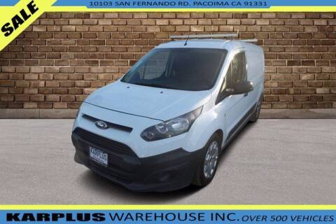 2015 Ford Transit Connect Cargo for sale at Karplus Warehouse in Pacoima CA