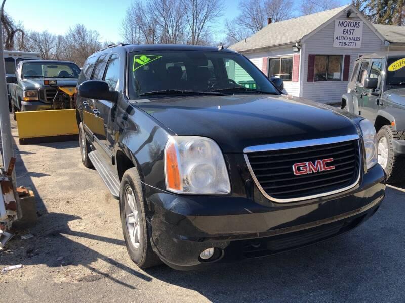2012 GMC Yukon XL for sale at MOTORS EAST in Cumberland RI