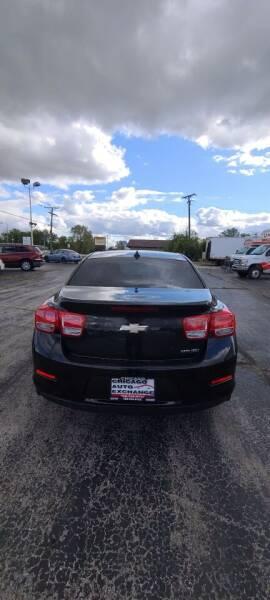2013 Chevrolet Malibu LS 4dr Sedan - South Chicago Heights IL