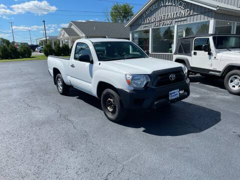 2013 Toyota Tacoma for sale at Empire Alliance Inc. in West Coxsackie NY