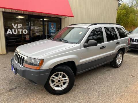 2004 Jeep Grand Cherokee for sale at VP Auto in Greenville SC