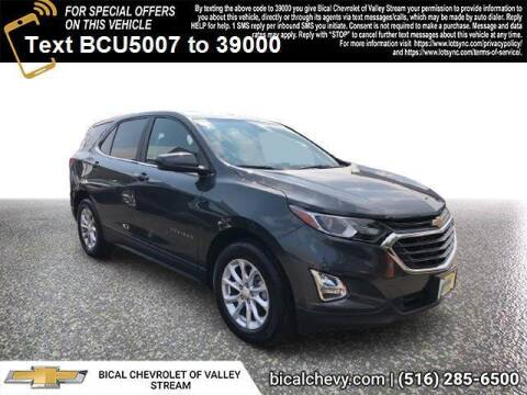 2021 Chevrolet Equinox for sale at BICAL CHEVROLET in Valley Stream NY