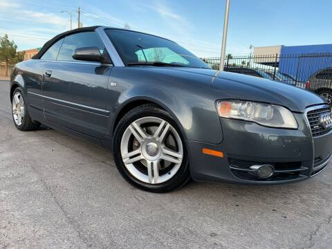 2007 Audi A4 for sale at Boktor Motors in Las Vegas NV