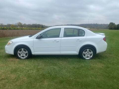 2007 Chevrolet Cobalt for sale at Wendell Greene Motors Inc in Hamilton OH