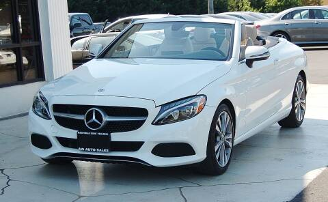 2018 Mercedes-Benz C-Class for sale at Avi Auto Sales Inc in Magnolia NJ