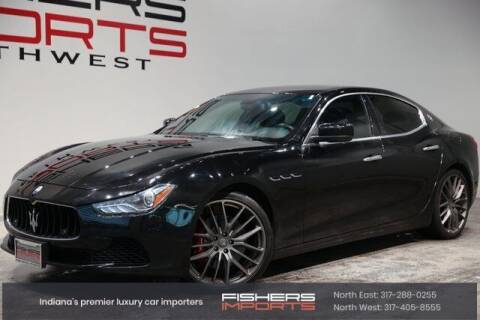 2015 Maserati Ghibli for sale at Fishers Imports in Fishers IN