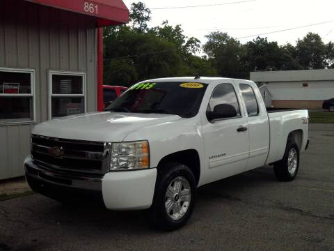2010 Chevrolet Silverado 1500 for sale at Midwest Auto & Truck 2 LLC in Mansfield OH