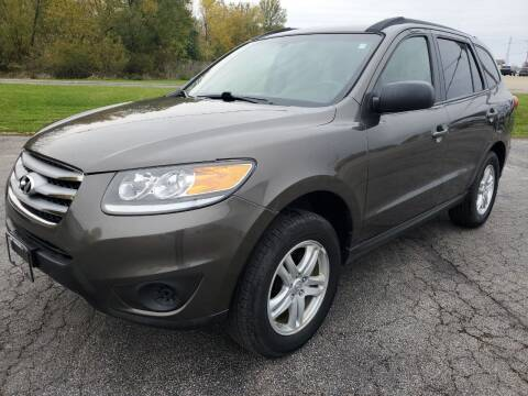 2012 Hyundai Santa Fe for sale at Art Hossler Auto Plaza Inc - Used Inventory in Canton IL
