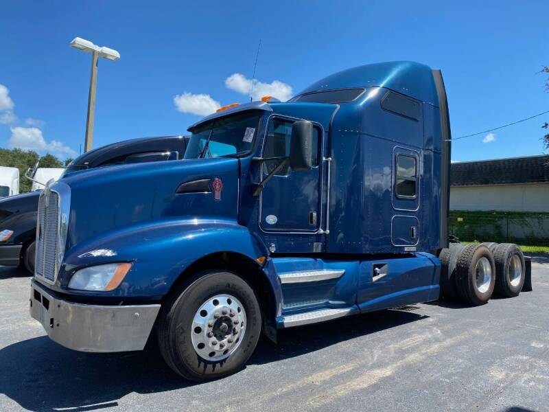 2013 Kenworth T660 for sale at The Auto Market Sales & Services Inc. in Orlando FL